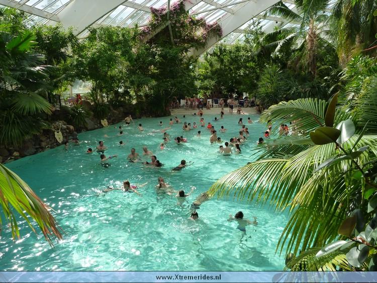 Center Parcs Zwemmen.Centerparcs