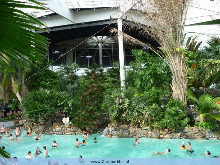 zwemmen center parvs