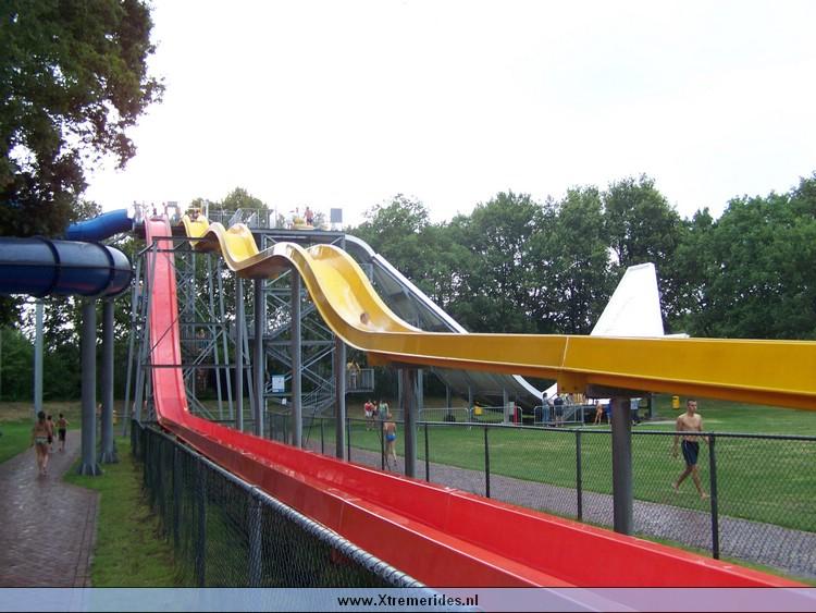 Splesj - Zwembad toren in kiezelsteen ...